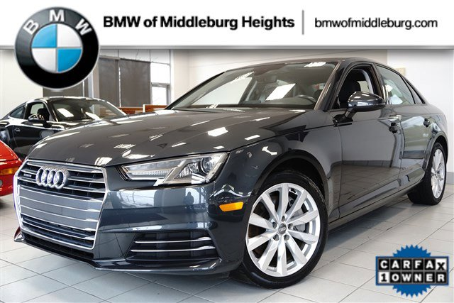 Used 2017 Audi A4 in Cleveland, OH