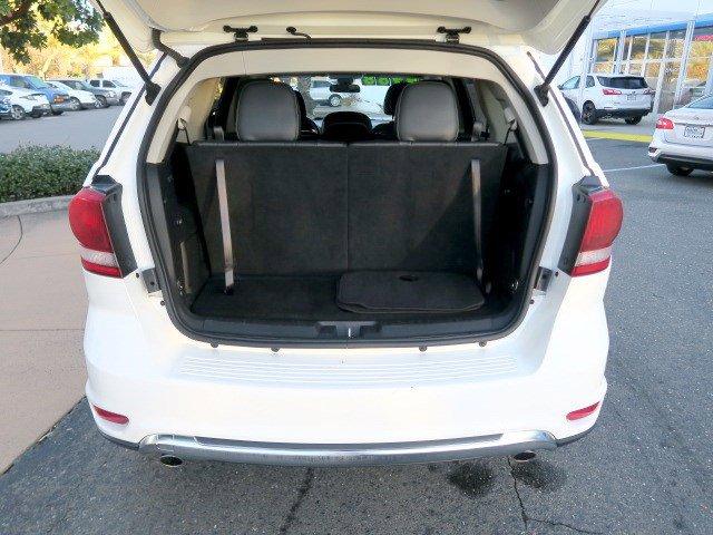 Used 2018 Dodge Journey Crossroad AWD