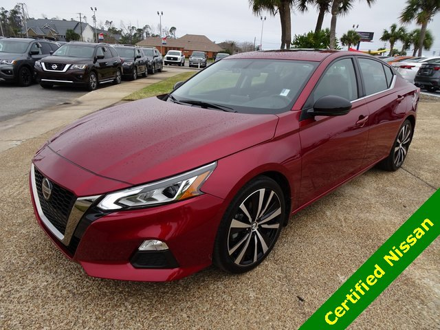 Used 2019 Nissan Altima in Panama City, FL