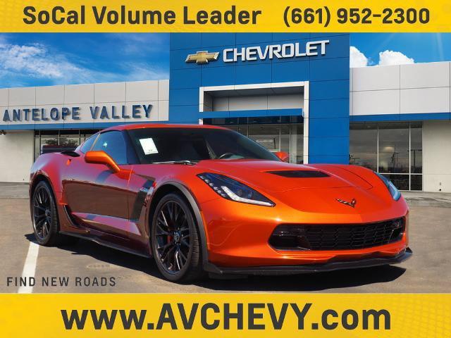 2016 Chevrolet Corvette Z06 2LZ 2dr Z06 Cpe w/2LZ Gas V8 6.2L/376 [4]
