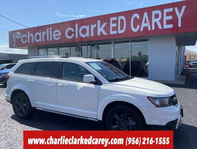 2019 Dodge Journey Crossroad Crossroad FWD Regular Unleaded V-6 3.6 L/220 [1]