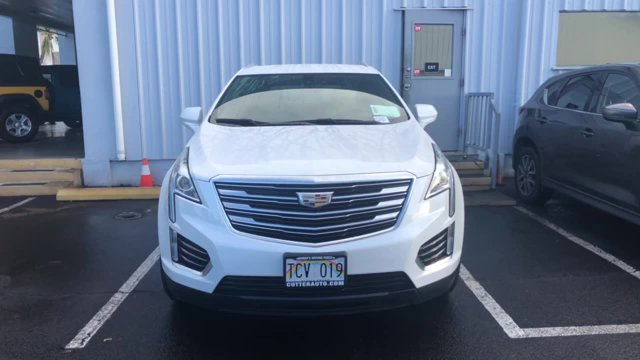 Used 2017 Cadillac XT5 in Honolulu, HI