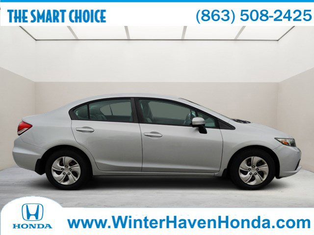 Used 2014 Honda Civic Sedan in Winter Haven, FL