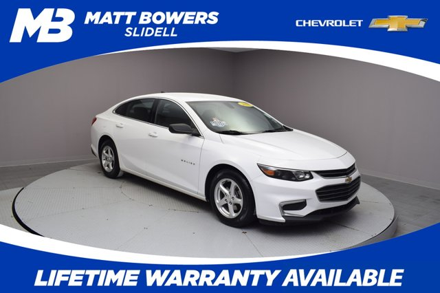 Used 2016 Chevrolet Malibu in New Orleans, and Slidell, LA