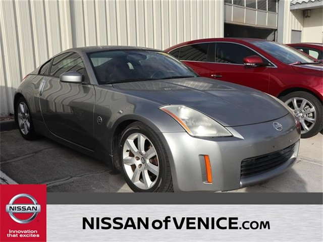 2004 Nissan 350Z Performance