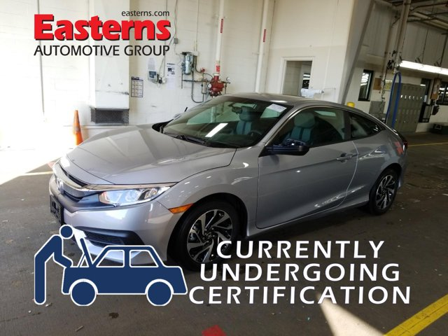 2016 Honda Civic Coupe LX-P 2dr Car