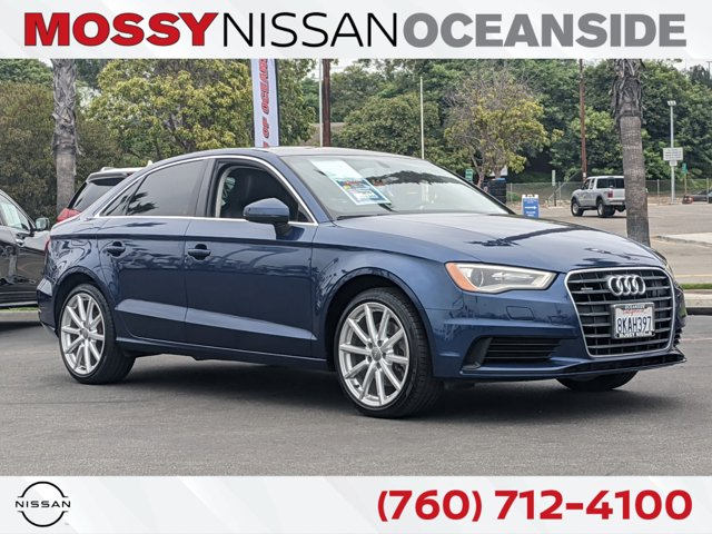 2015 Audi A3 2.0T Premium Plus 4dr Sdn quattro 2.0T Premium Plus Intercooled Turbo Premium Unleaded I-4 2.0 L/121 [4]