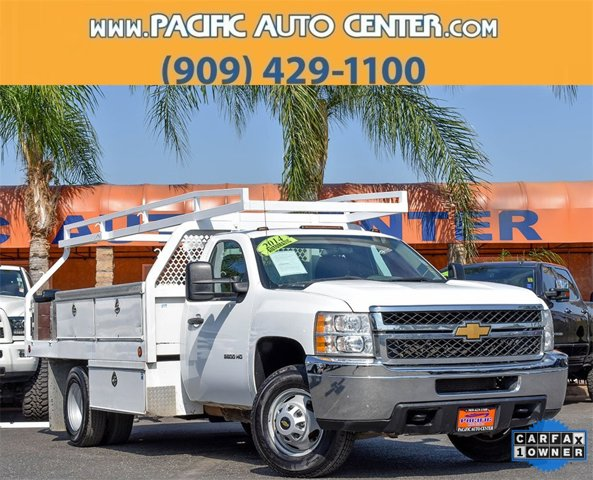 Used 2014 Chevrolet Silverado 3500HD in Fontana, CA