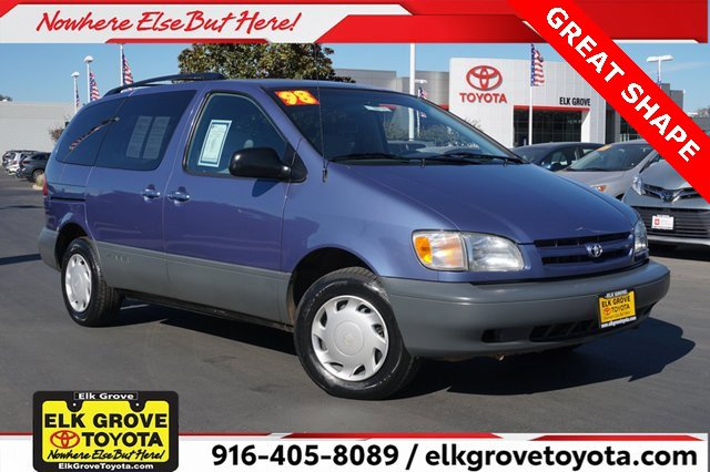 Used 1998 Toyota Sienna 5dr LE