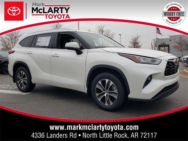 New 2020 Toyota Highlander in North Little Rock, AR