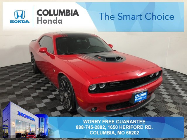 Used 2017 Dodge Challenger in Columbia, MO