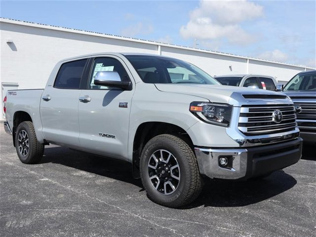 New 2020 Toyota Tundra in Fort Worth, TX