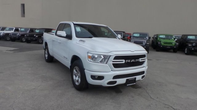 "2019 Ram 1500 Big Horn/Lone Star 4x2 Quad Cab 6'4"" Box"