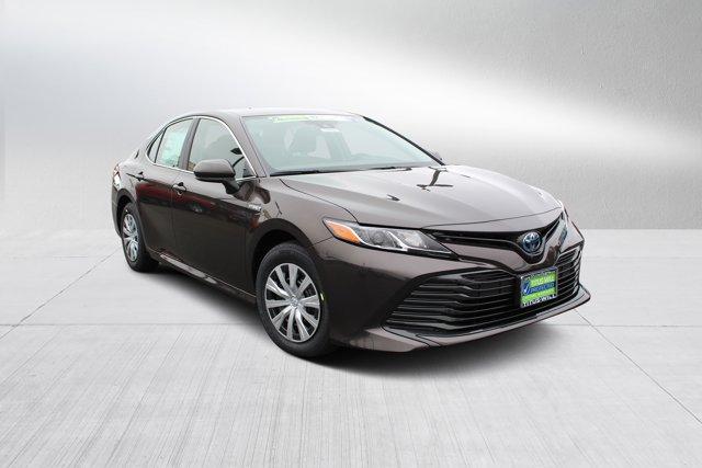 New 2020 Toyota Camry Hybrid in Tacoma, WA