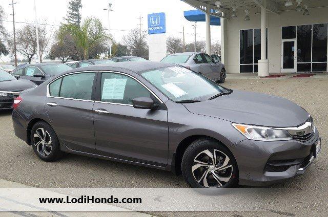 Used 2016 Honda Accord Sedan in Lodi, CA