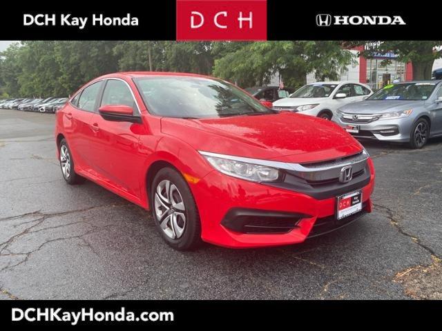 Used 2017 Honda Civic Sedan in Eatontown, NJ