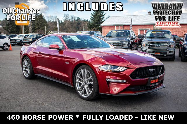 Used 2018 Ford Mustang in Sumner, WA