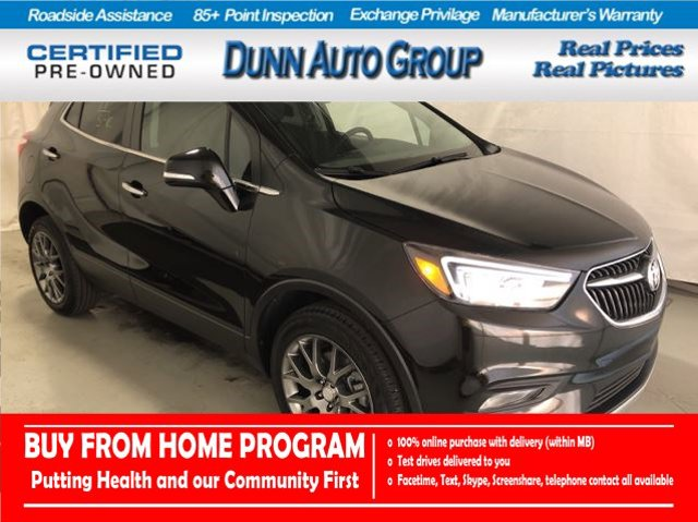 2019 Buick Encore | CX AWD | SPORT TOURING | SUNROOF | AWD 4dr Sport Touring Turbocharged I4 1.4 L/83 [1]
