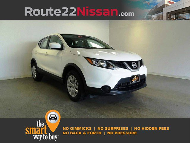 2017 Nissan Rogue Sport S AWD S Regular Unleaded I-4 2.0 L/122 [8]