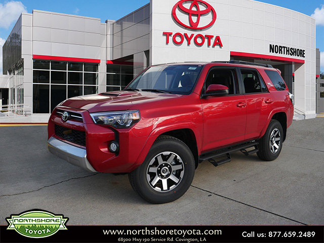New 2020 Toyota 4Runner in Covington, LA