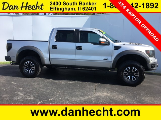 Used 2013 Ford F-150 in Effingham, IL