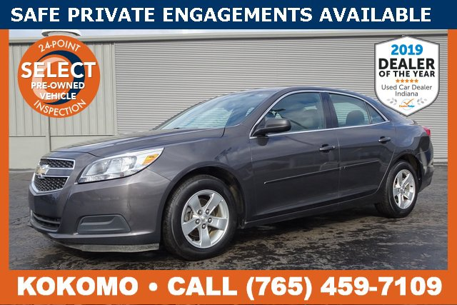 Used 2013 Chevrolet Malibu in Indianapolis, IN