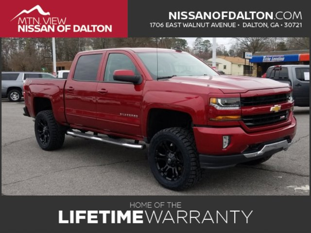 Used 2018 Chevrolet Silverado 1500 in Dalton, GA