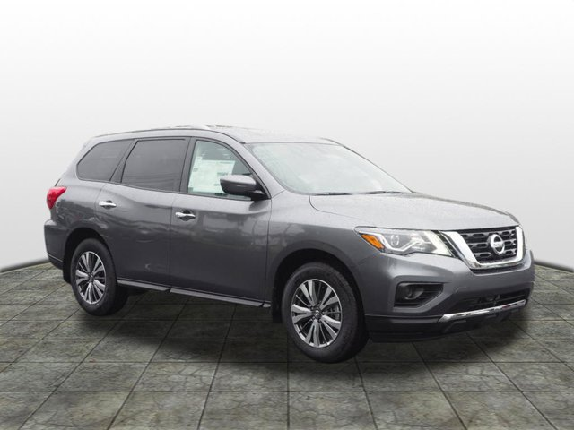 New 2019 Nissan Pathfinder in Greensburg, PA