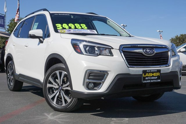 Used 2019 Subaru Forester 2.5i Limited