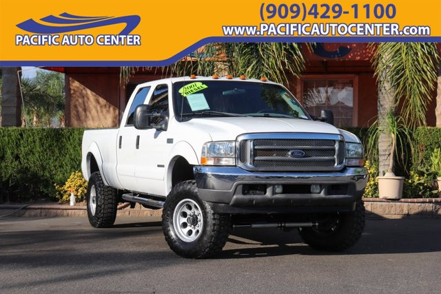 2001 Ford F-350SD XLT