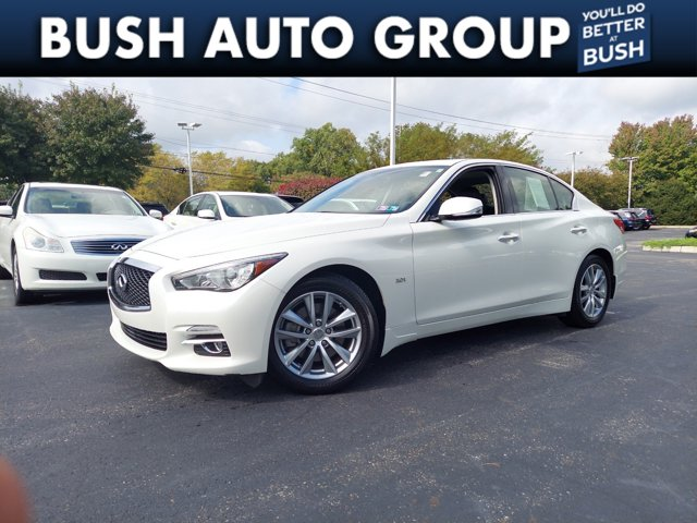 2017 INFINITI Q50 3.0t Premium 3.0t Premium AWD Twin Turbo Premium Unleaded V-6 3.0 L/183 [7]
