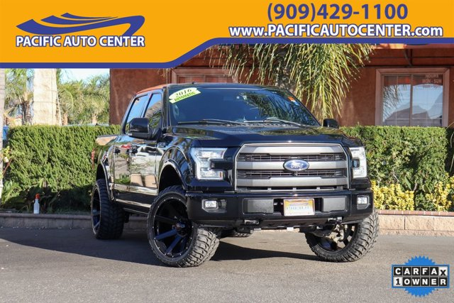 Used 2016 Ford F-150 in Costa Mesa, CA