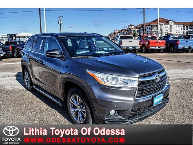 Used 2014 Toyota Highlander in Odessa, TX