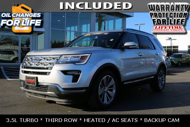 Used 2018 Ford Explorer in Sumner, WA