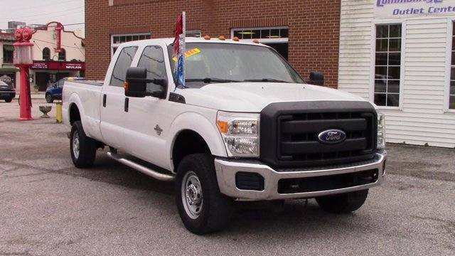 Used 2013 Ford Super Duty F-250 SRW in Bloomington, IN