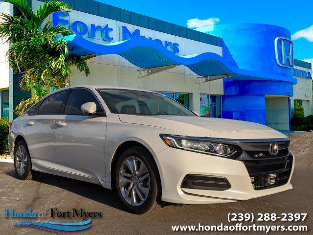 New 2020 Honda Accord Sedan in Fort Myers, FL