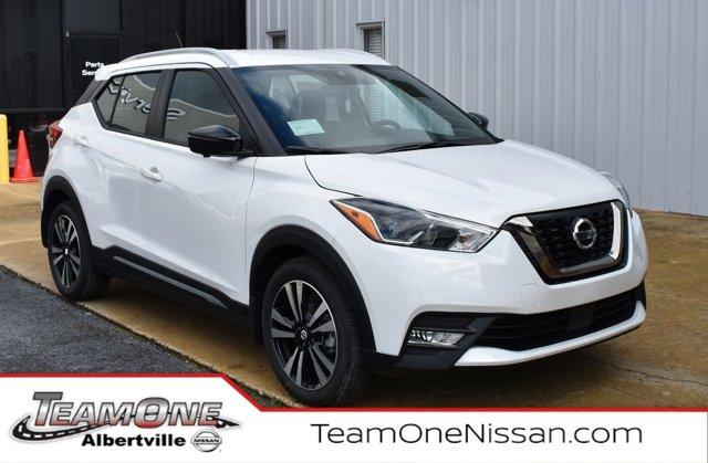 New 2020 Nissan Kicks in Albertville, AL