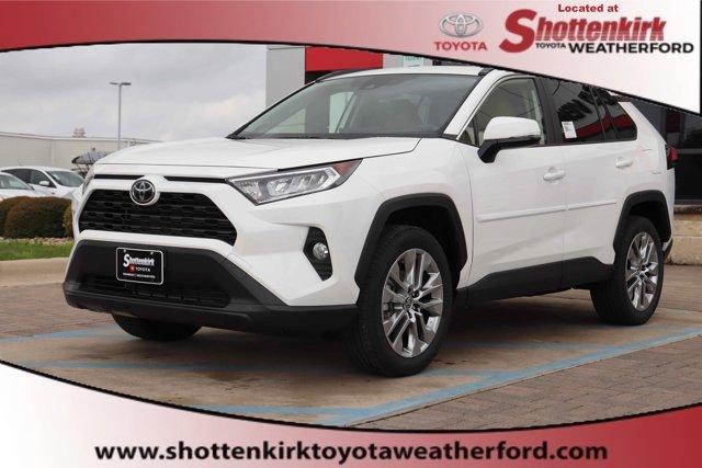 New 2020 Toyota RAV4 in Granbury, TX