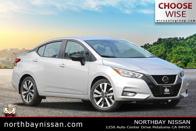2021 Nissan Versa SR SR CVT Regular Unleaded I-4 1.6 L/98 [35]