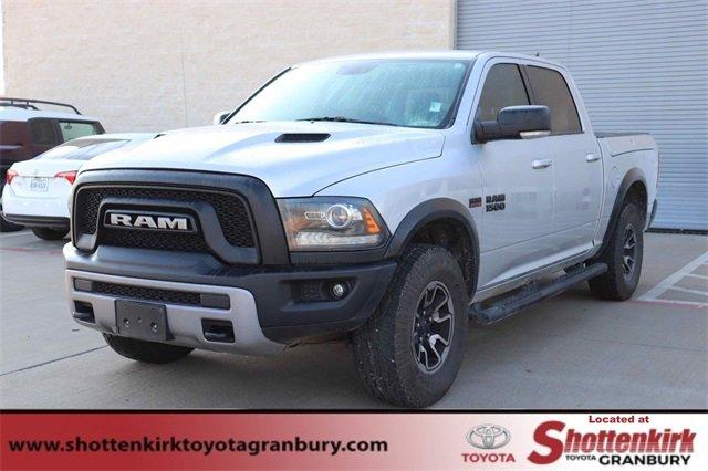 Used 2017 Ram 1500 in Granbury, TX