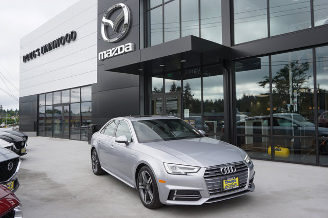 Used 2017 Audi A4 in Edmonds Lynnwood Seattle Kirkland Everett, WA