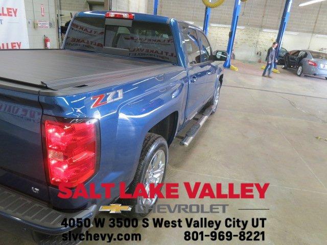 Used 2018 Chevrolet Silverado 1500 4WD Crew Cab 143.5 LT w-2LT