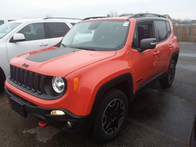 Used 2016 Jeep Renegade in Fort Madison, IA