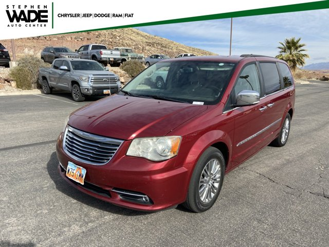 Used 2013 Chrysler Town and Country Touring-L