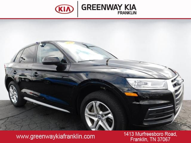 Used 2018 Audi Q5 in Franklin, TN