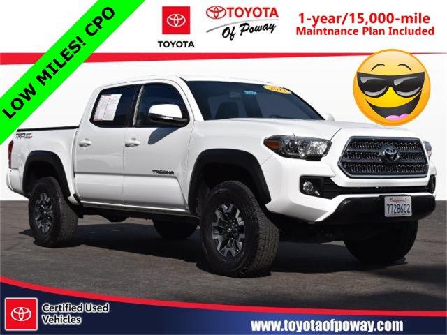 2017 Toyota Tacoma TRO