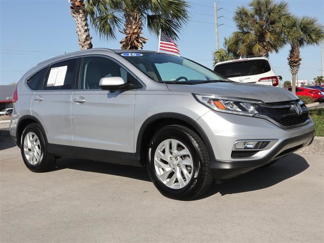 Used 2016 Honda CR-V in Venice, FL