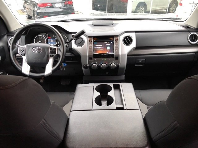2017 Toyota Tundra 4WD SR5 Double Cab 6.5' Bed 4.6L