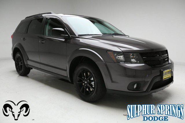 2019 Dodge Journey SE Blacktop