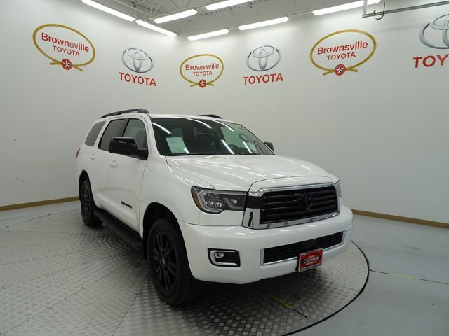 Used 2020 Toyota Sequoia in Brownsville, TX